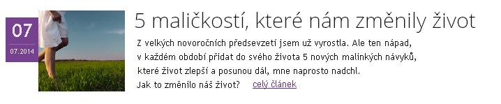 cervenec_5_malickosti_ktere_zmeni_zivot